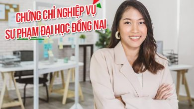 Nghiệp vụ sư phạm đại học Đồng Nai
