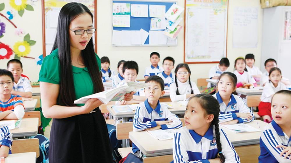 Khung năng lực đánh cho giáo viên tiếng anh tiểu học